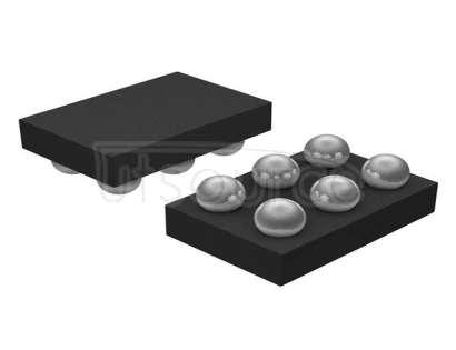 FAN5362UC27X Buck Switching Regulator IC Positive Fixed 2.7V 1 Output 500mA 6-UFBGA, WLCSP