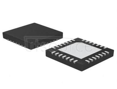 5T93GL06NLGI Clock Fanout Buffer (Distribution), Multiplexer IC 2:6 800MHz 28-VFQFN Exposed Pad