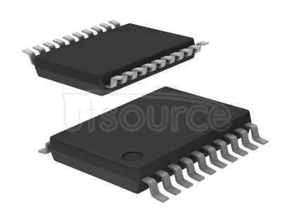 TLV2543IDBRG4 12-Bit 66 kSPS ADC Ser. Out, Pgrmable Pwrdn, MSB/LSB First, Built-In Self-Test Mode, 11 Ch. 20-SSOP