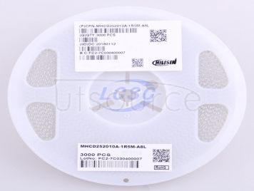 Chilisin Elec MHCD252010A-1R5M-A8L(10pcs)