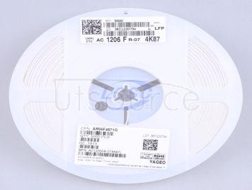YAGEO AC1206FR-074K87L(50pcs)