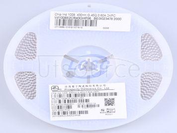 PSA(Prosperity Dielectrics) FEC1008CP-R43G-LRH(20pcs)