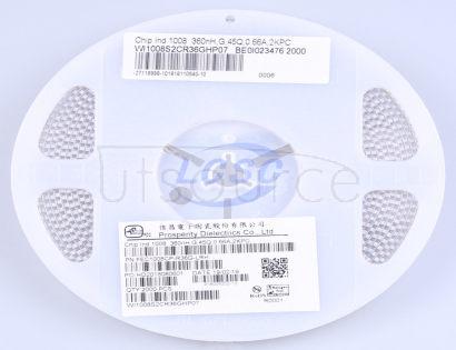 PSA(Prosperity Dielectrics) FEC1008CP-R36G-LRH(20pcs)