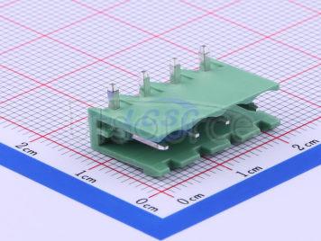 DIBO DB2ER-5.08-4P-GN(5pcs)