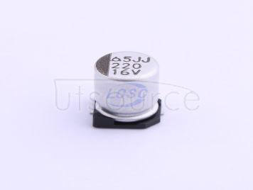 SamYoung Electronics BXJ 16V220 6.3*7.7(5pcs)