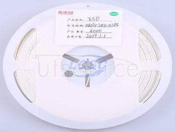 Shenzhen Jinkaisheng Elec 0603-24V-0.2PF(20pcs)