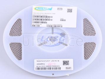 Chilisin Elec SQV322520T-2R7K-N