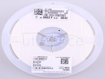 YAGEO AC0603FR-074K42L(100pcs)