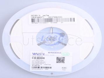 Walsin Tech Corp WR06X8663FTL(100pcs)