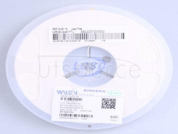 Walsin Tech Corp WR08X3481FTL(100pcs)