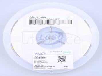 Walsin Tech Corp WR02X6801FAL(100pcs)