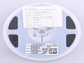 TXC Corp 7V25070001
