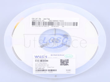 Walsin Tech Corp WR02X272JAL(100pcs)