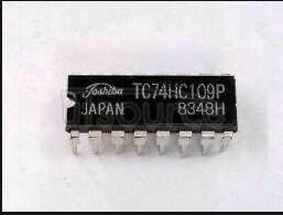 MC74HC109N Dual J-K Flip-Flop with Set and Reset