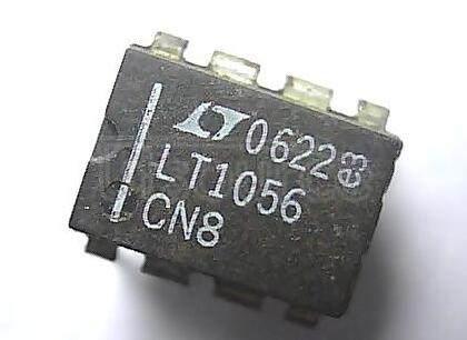 LT1056CN8 Precision, High Speed, JFET Input Operational Amplifiers
