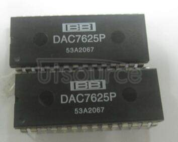 DAC7625P 12-Bit Quad Voltage Output Digital-to-Analog Converter