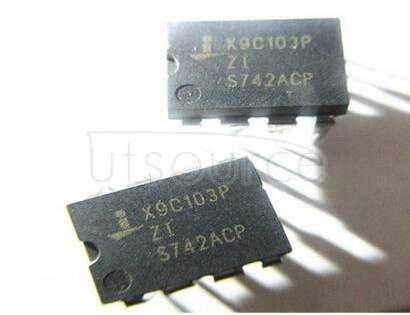 X9C103PIZ Digitally   Controlled   Pot   (XDCP)