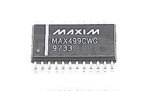 MAX499CWG