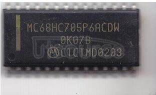 MC68HC705P6ACDW