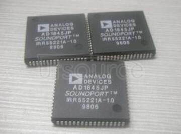AD1845JP Parallel-Port 16-Bit SoundPort Stereo Codec