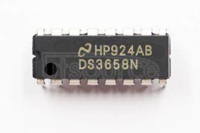 DS3658N Quad High Current Peripheral Driver