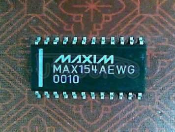 MAX154BEWG