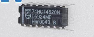 74HCT4520N