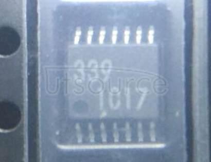 BA10339FV-E2 IC COMPARATOR QUAD 18V SSOP-B14