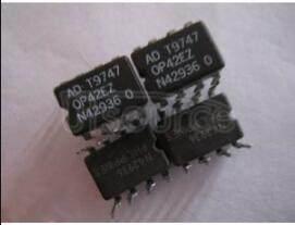OP42EZ Voltage-Feedback Operational Amplifier