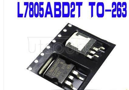 L7805ABD2T PRECISION 1A REGULATORS