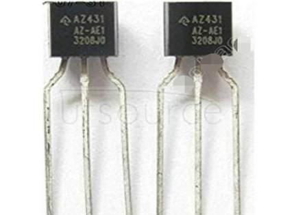 AZ431AZ-ATRE1 ADJUSTABLE PRECISION SHUNT REGULATORS