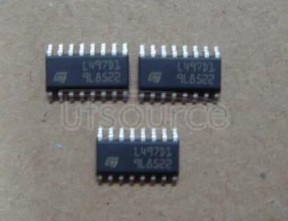 L497D1 HALL EFFECT PICKUP IGNITION CONTROLLER