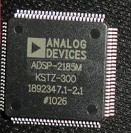 ADSP-2185MKSTZ-300