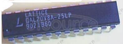 GAL20V8A25LP High Performance E2CMOS PLD Generic Array Logic