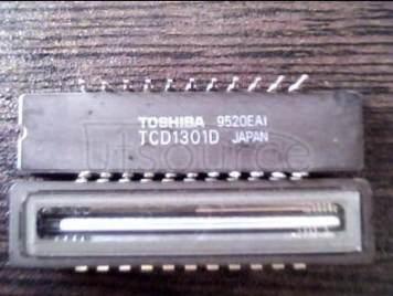 TCD1301D