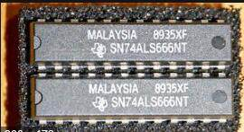 SN74ALS666NT