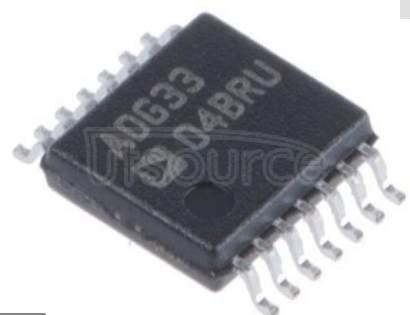 ADG3304BRUZ Low   Voltage,   1.15  V to  5.5  V,  4-Channel,   Bidirectional   Logic   Level   Translator