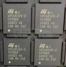 SPEAR320-2 IC MPU SPEAR 333MHZ 289LFBGA