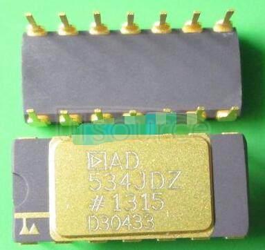 AD534JDZ Internally   Trimmed   Precision  IC  Multiplier