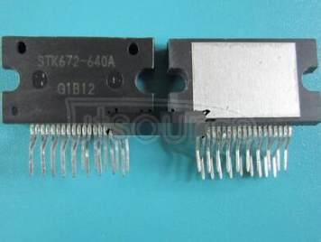 STK672-640A