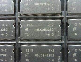 MT48LC2M32B2TG-6
