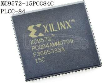 XC9572-15PCG84C