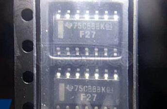 74F27 Triple 3-input NOR gate3