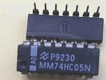 MM74HC05N