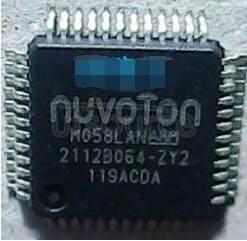 M058LAN ARM   Cortex?-M0   32-BIT   MICROCONTROLLER