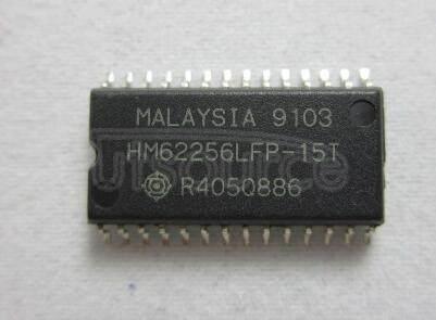 HM62256LFP-15T x8 SRAM