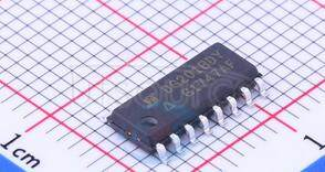 DG201BDY Improved Quad CMOS Analog Switches