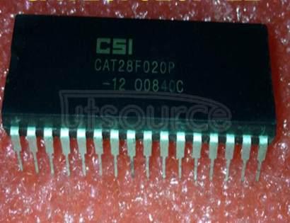 CAT28F020P12 2 Megabit CMOS Flash Memory
