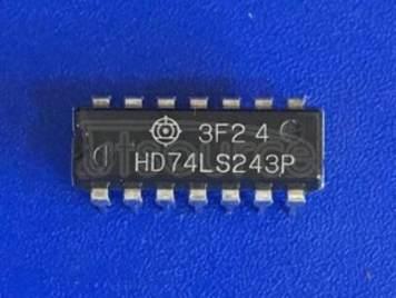 74LS243