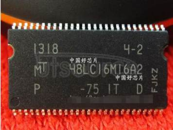 MT48LC16M16A2-75IT